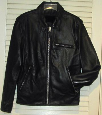 LEATHER JACKET Motorcycle Men